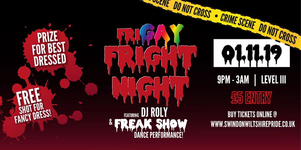 FriGAY Fright Night