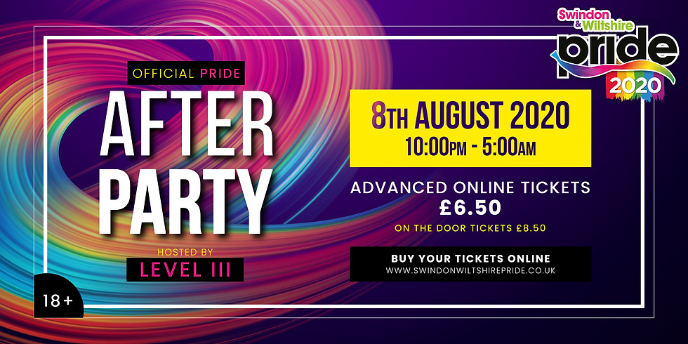 CANCELLED - Official Pride After-party