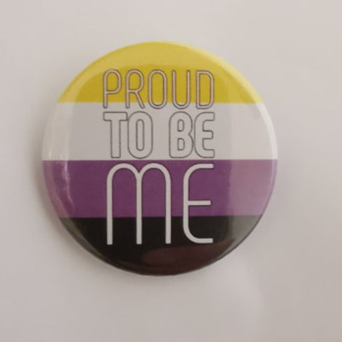 Non-Binary badge