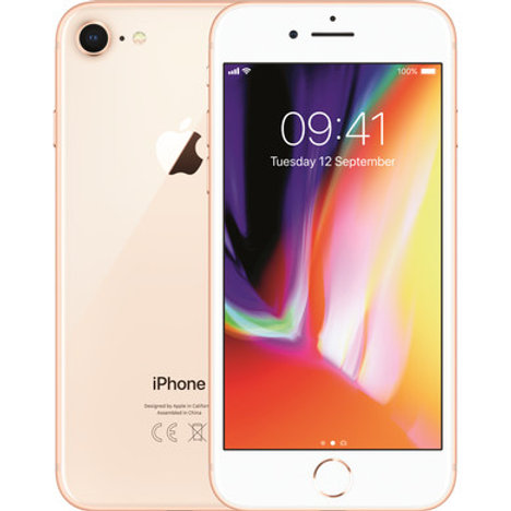 iPhone 8 64GB Goud C-Grade