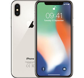 iPhone X 64GB Wit