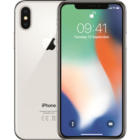 iPhone X 64GB Wit C-Grade