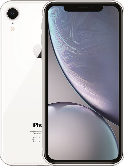 iPhone XR 64G Wit