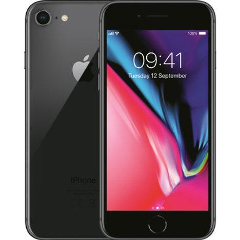 iPhone 8 64GB Zwart C-Grade