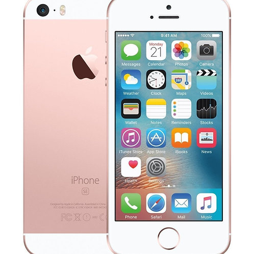 iPhone SE 32GB ROSE