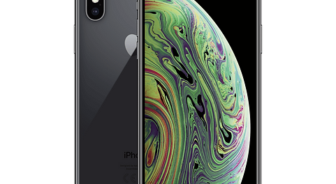 iPhone XS 64GB Zwart