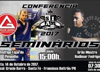 Conferência SIAM 2017
