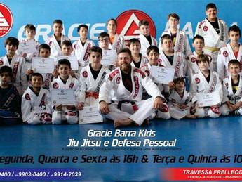Jiu-Jitsu para crianças?