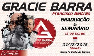 Graduação Gracie Barra Beltrão