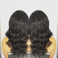 #weave #lasvegasweave #lasvegasextensions #extensions #loosewave #bodycurls #fullextension #thickhai