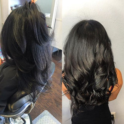#extension #tapeinextensions #tapein #bohyme #hairclublive #lasvegasstylist #besthair #body #multicu