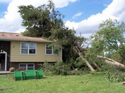 McClanahan Storm Damage