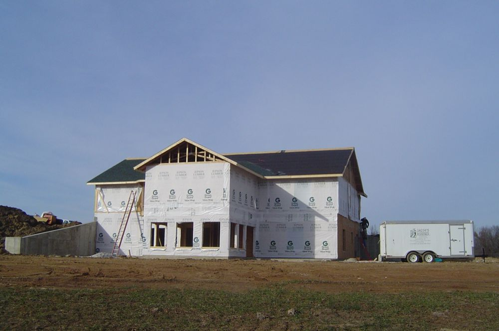 Manning House Construction