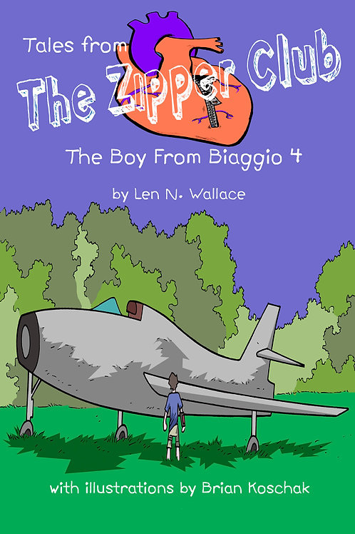Tales From The Zipper Club - The Boy From Biaggio 4