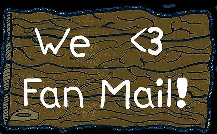 Fan Mail banner