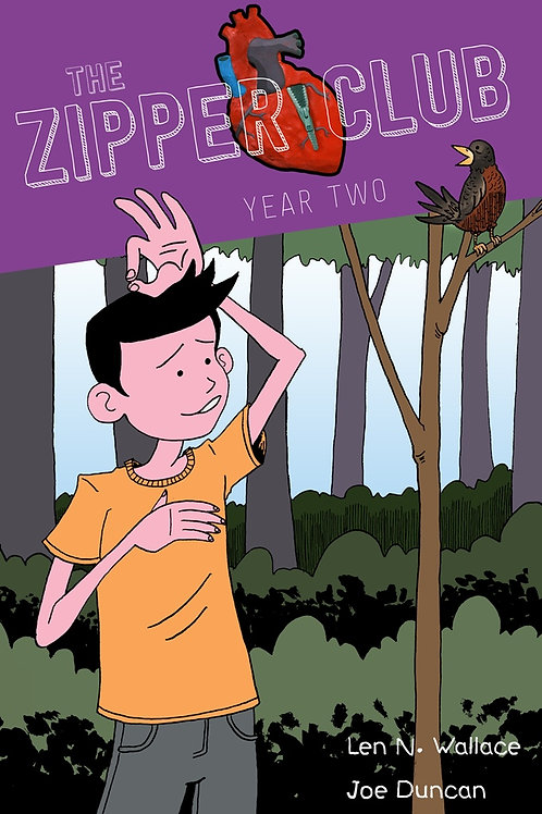 The Zipper Club - Year Two