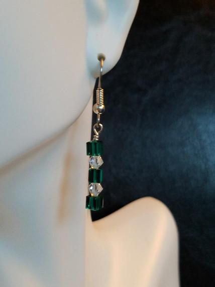 Birthstone Earrings - May