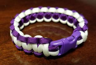 White(Purple)