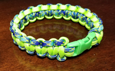 Neon Green(Blue & Teal)