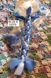 Blue & Dots