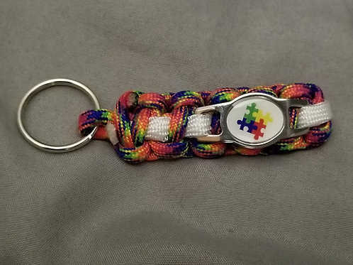 Alert & Awareness Paracord Keychain