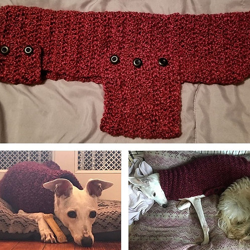 Dog Coat (XS; S)