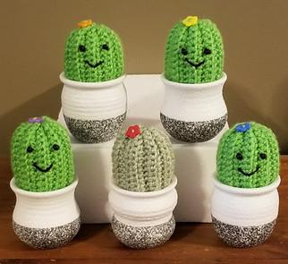 Cacti Pin Cushions