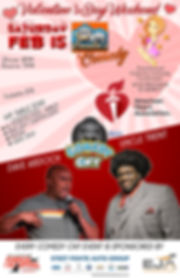 Cavallo's Comedy 2.15.2020 Poster Online