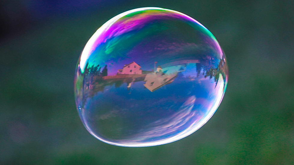 Pemaquid in a bubble