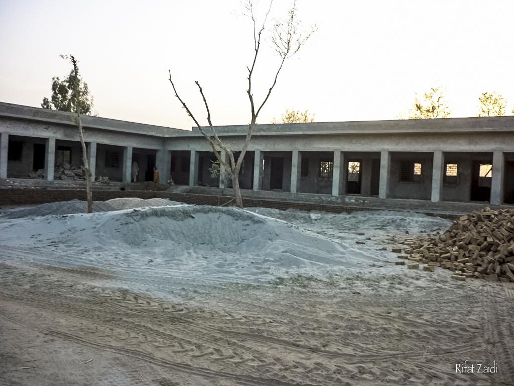 Under Construction. 2010