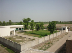 Newly Constructed School
