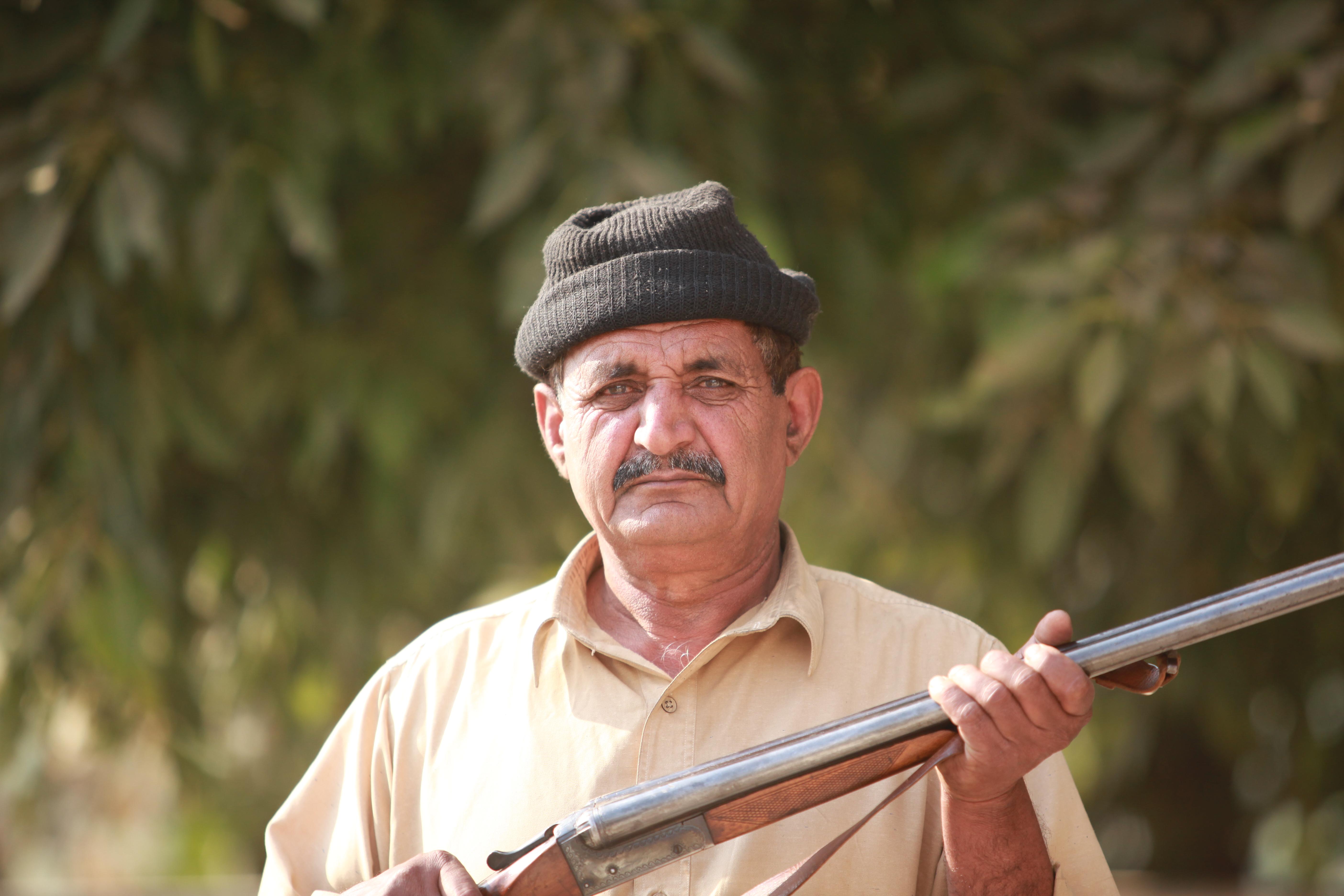 Guard Samandar Khan