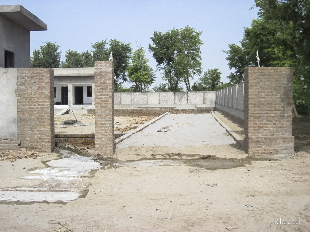 Entrance. 2010