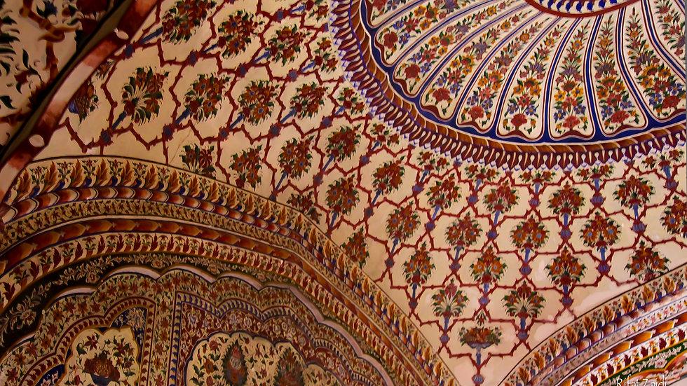 Decorated Ceiling Lahore