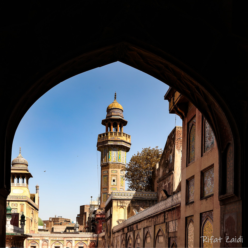 archway view wazir khan
