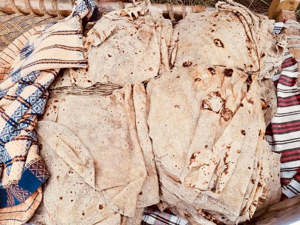 Chappati bread