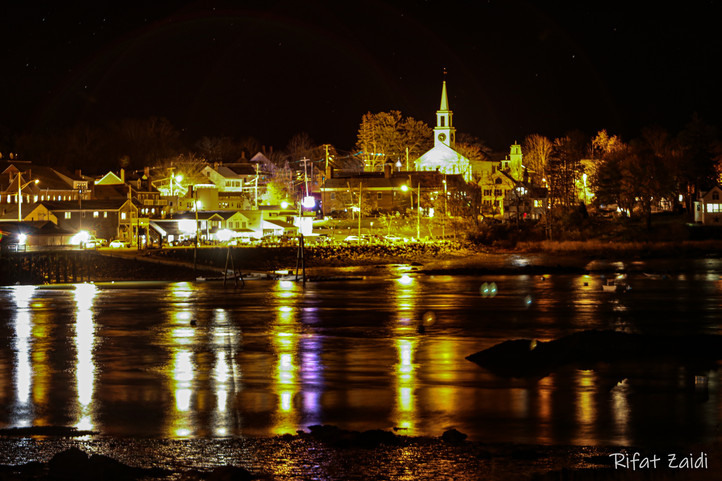 Damariscotta lights