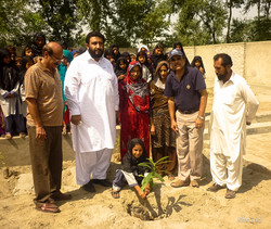Plantation ceremony.Jan.2012