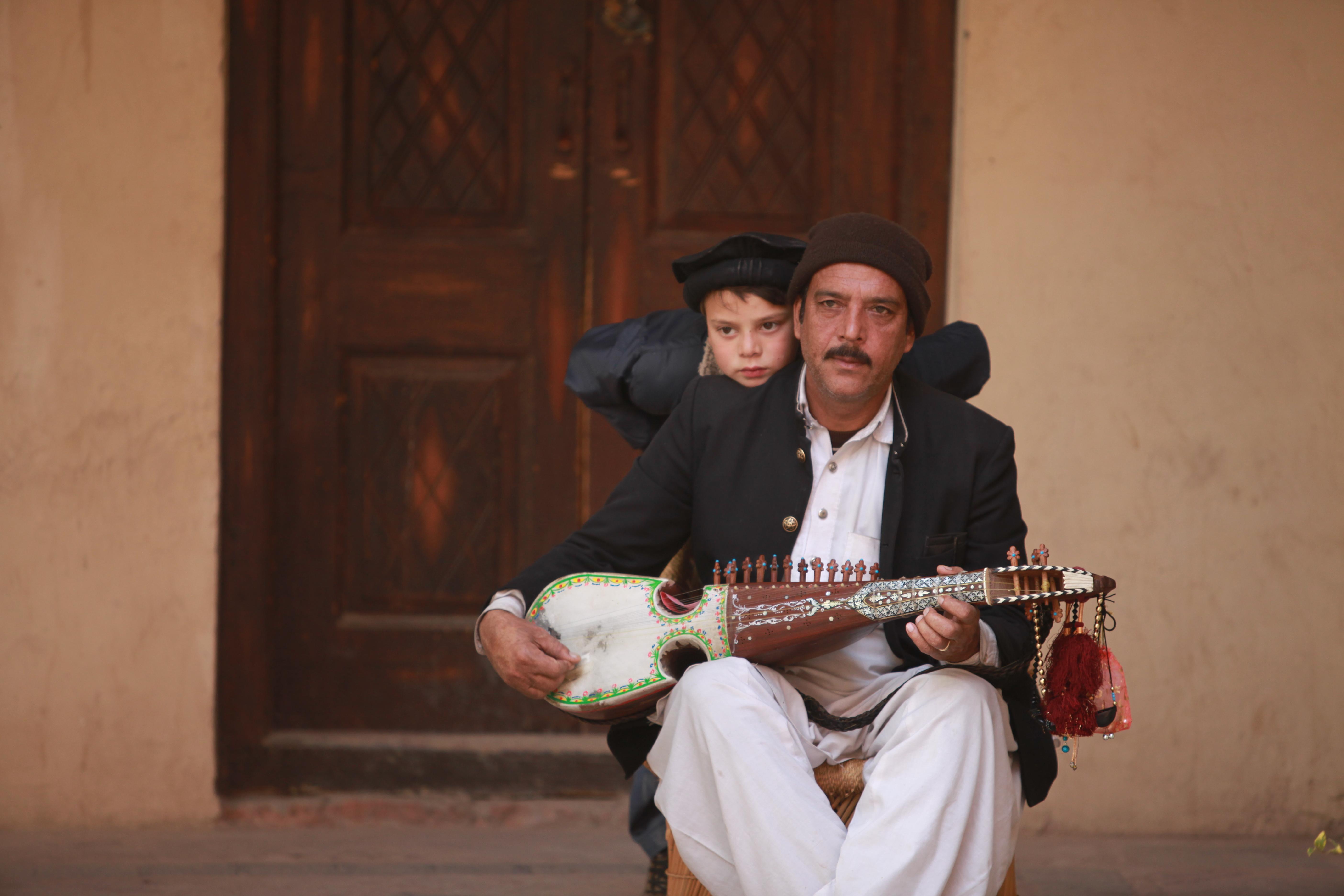 Musician & Son