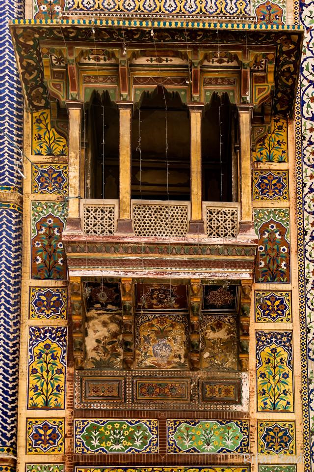Wazir Khan Balcony