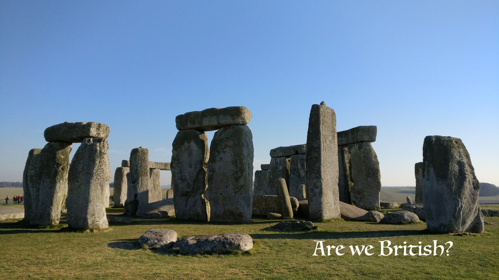 the second time you visit Stonehenge