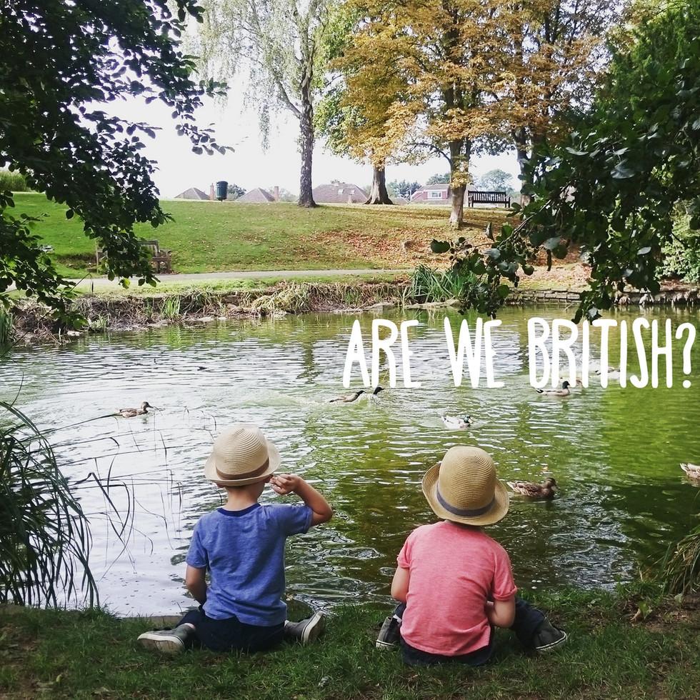 Are we British?