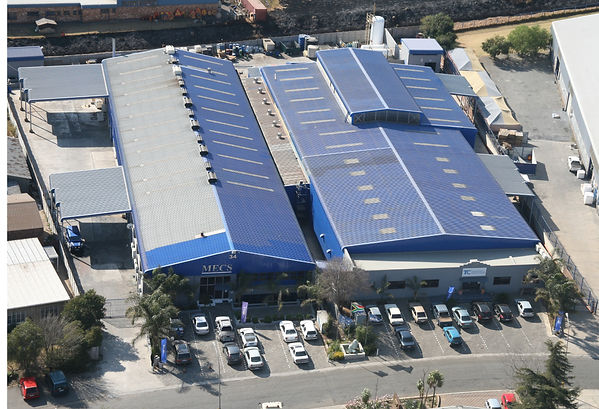 Mecs Contract Filling and Manufacturing Sebenza (Pty) Ltd Location in Sebenza