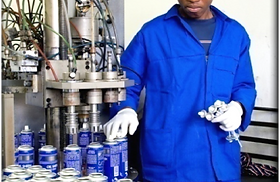 Raw Materials for Mecs Contract Filling and Manufacturing (Pty) Ltd.