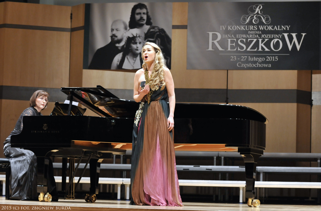 Reszkow Competition - 2015