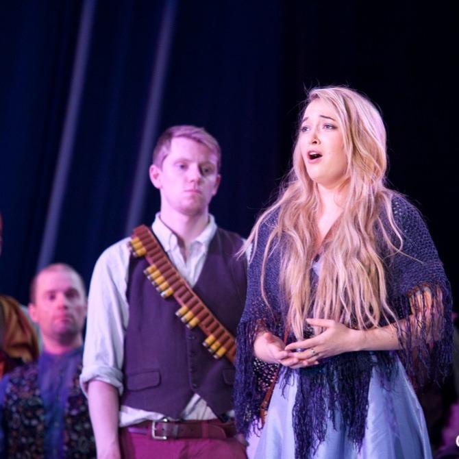 Carmen (Micaela) - Edinburgh Grand Opera
