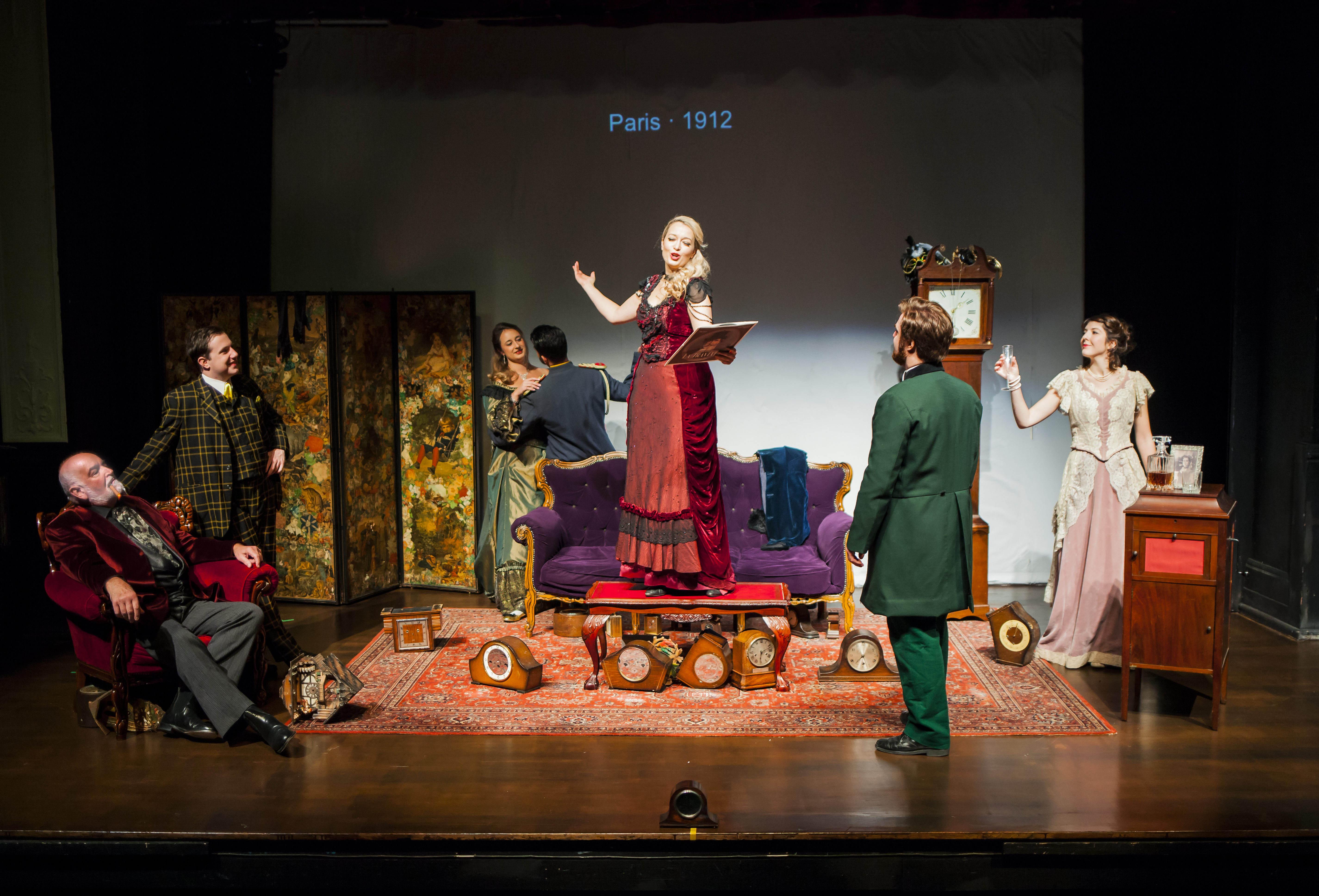 La Traviata (Violetta) - Devon Opera