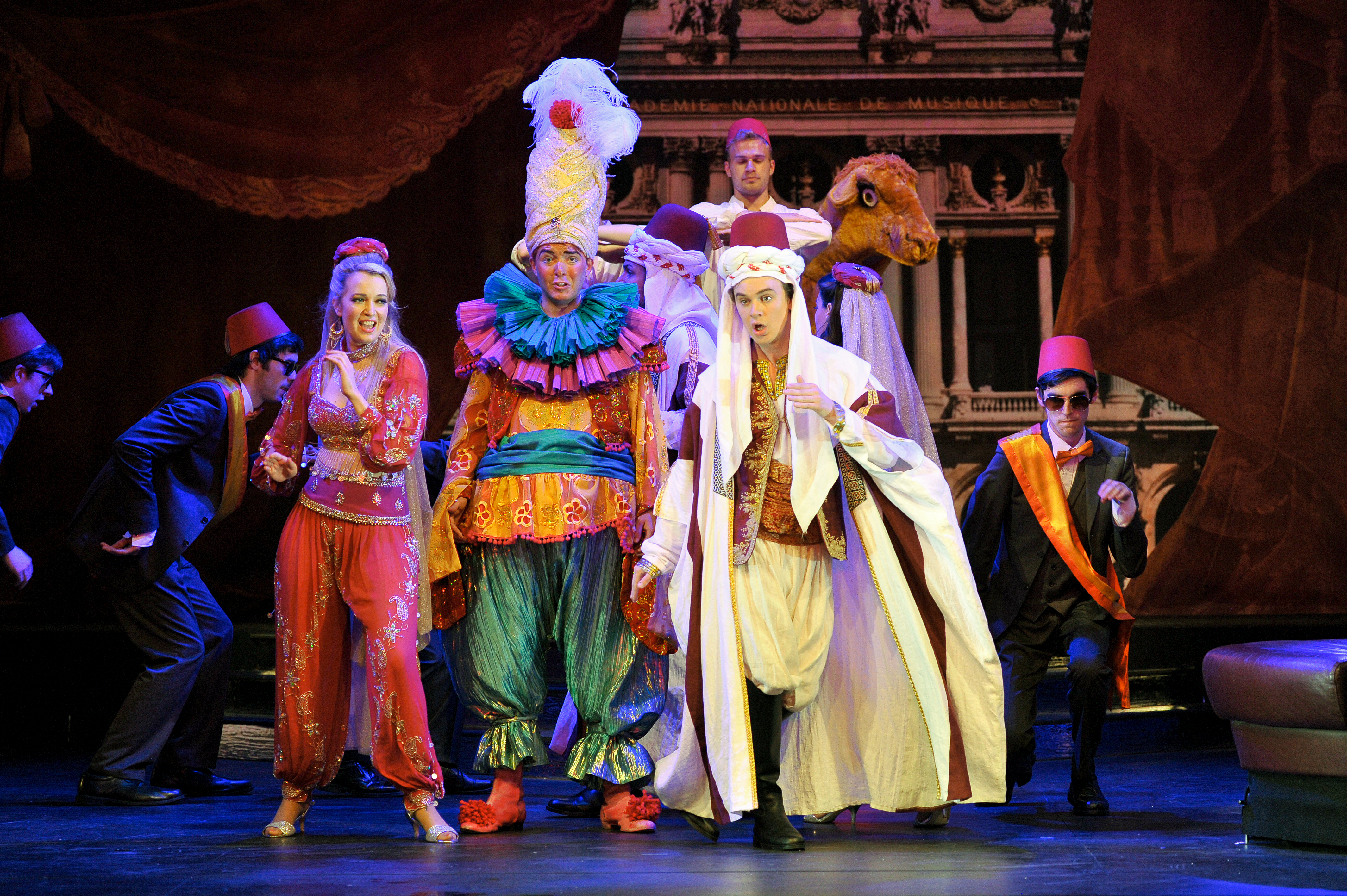 La Gazzetta (Rossini) - RCMIOS