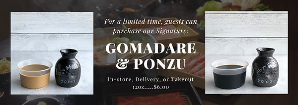 For a limited time, take home our signat