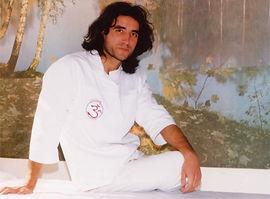 Sev Trayanov in eigener Praxis in Sliwen, BG